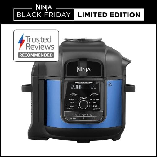 Image of Ninja Foodi MAX 9-in-1 Multi-Cooker 7.5L OP500UKDB