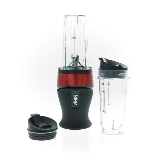 Image of Nutri Ninja 700W Blender & Smoothie Maker - QB3001UKMRS - Red