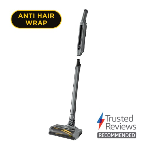 Shark WandVac System 2-in-1 Cordless Vacuum Cleaner with Anti Hair Wrap [Single Battery] WV361UK