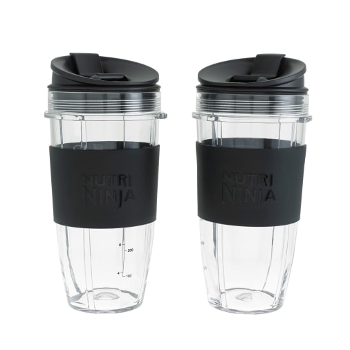 Image of Twin Pack 650ml Cups with Sleeves
