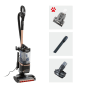 Shark DuoClean Upright Vacuum Cleaner with Lift-Away and TruePet NV702UKT product photo Side New S