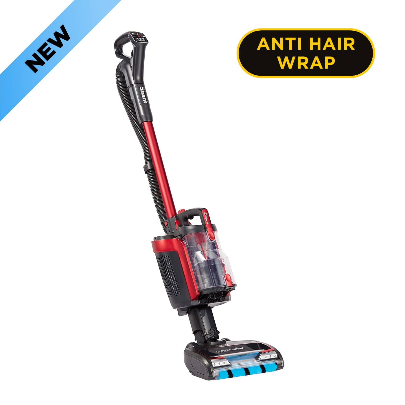 Shark Anti Hair Wrap Cordless Upright Vacuum Cleaner with PowerFins & Powered Lift-Away ICZ300UK product photo