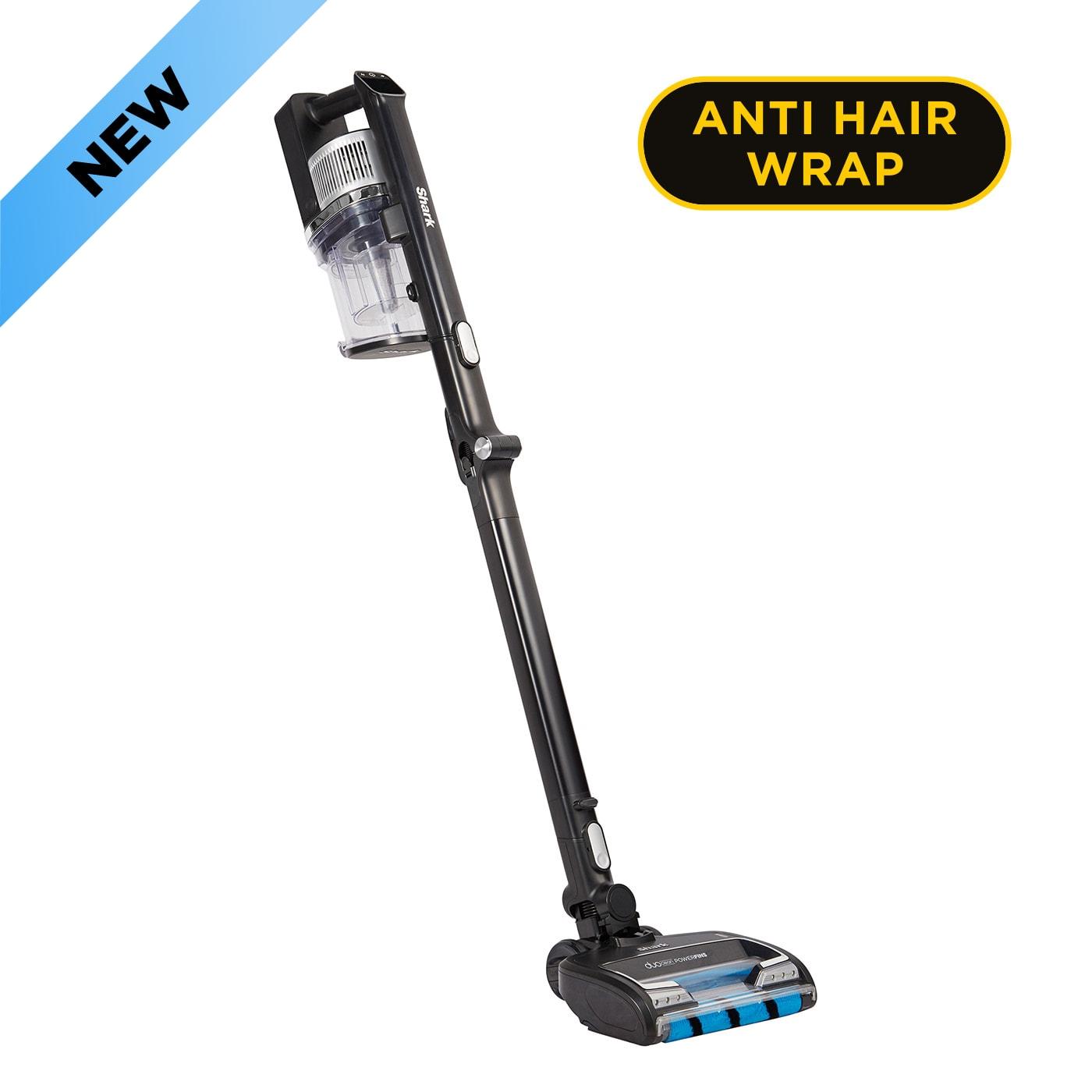Shark Anti Hair Wrap Cordless Stick Vacuum Cleaner with PowerFins & Flexology [Twin Battery] IZ320UK product photo