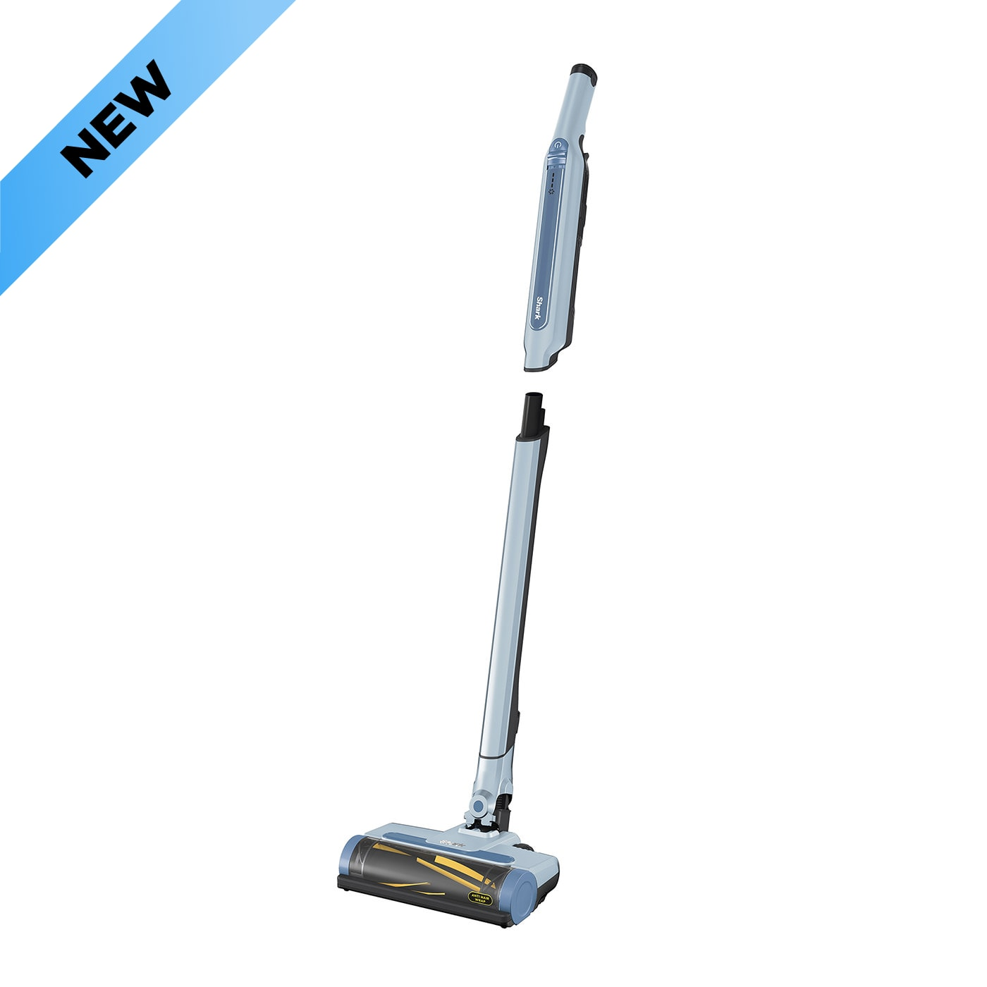 Shark WandVac System 2-in-1 Cordless Vacuum Cleaner with Anti Hair Wrap [Single Battery] WV361BLUK – Blue product photo