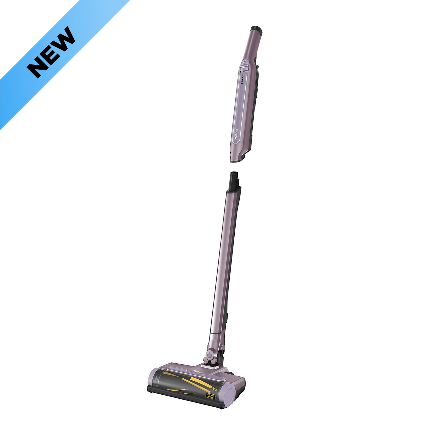 Shark WandVac System 2-in-1 Cordless Vacuum Cleaner with Anti Hair Wrap [Single Battery] WV361PLUK – Purple product photo
