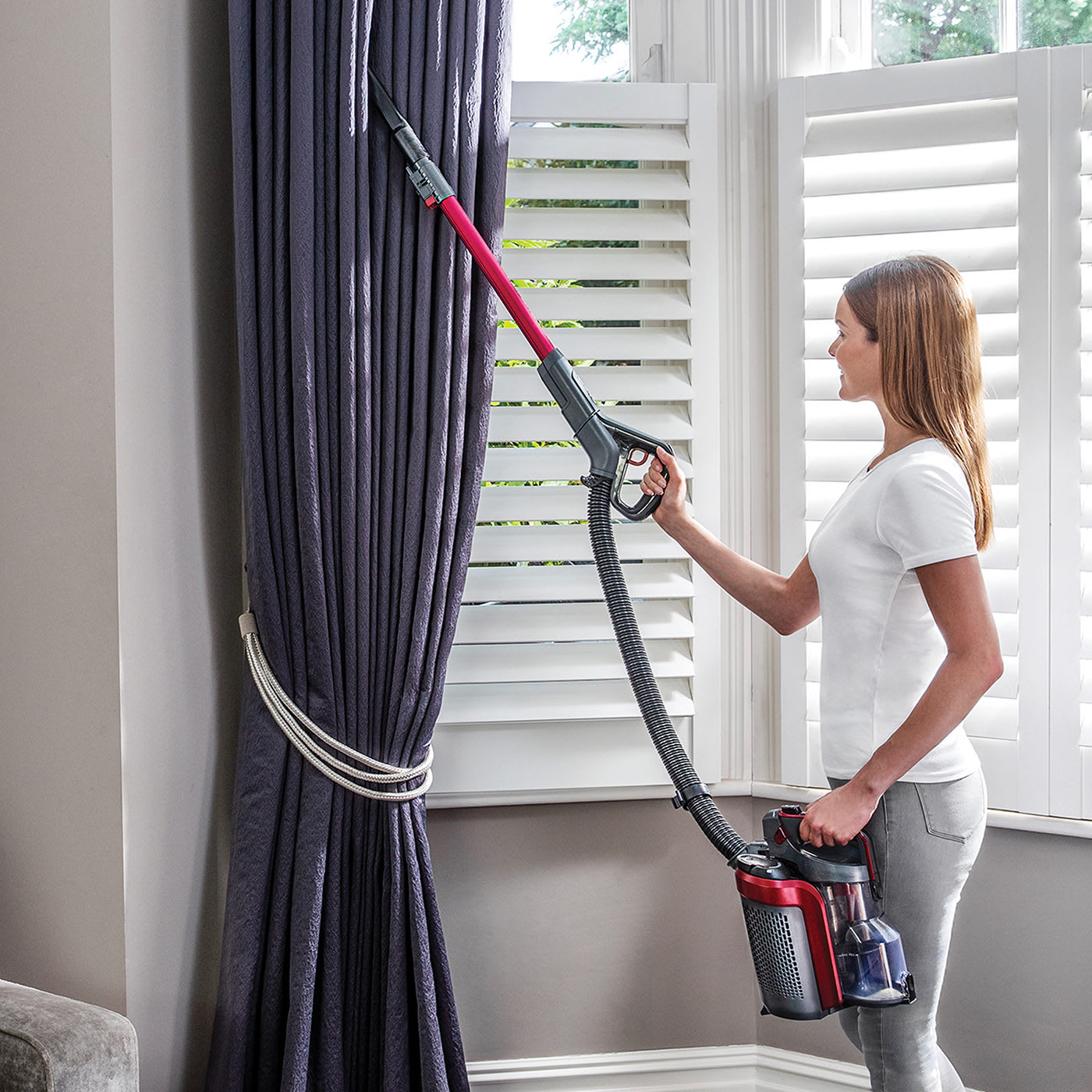 Cordless Cleaning Freedom