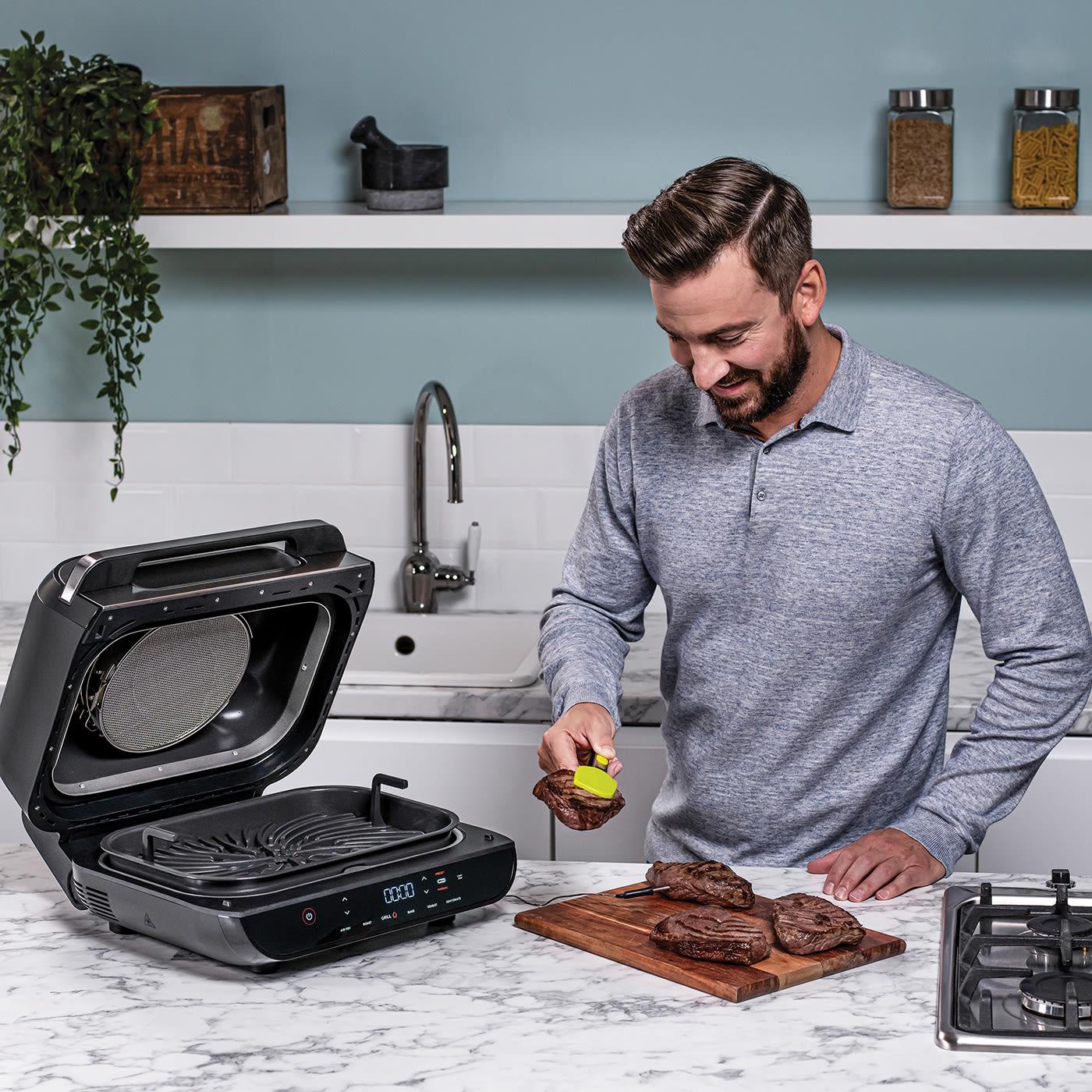 6 modes de cuisson
