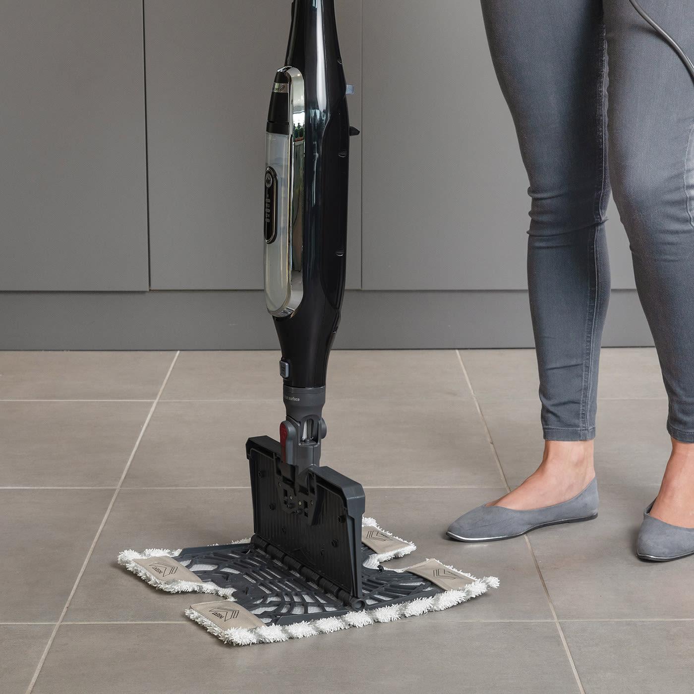 Klik n' Flip Automatic Steam Mop