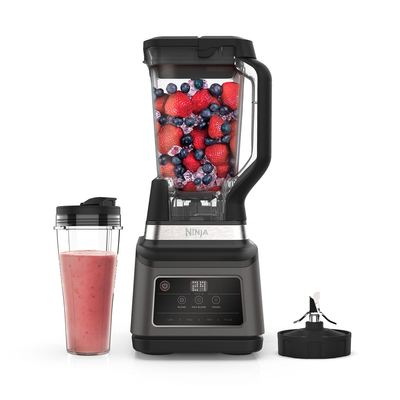 Navigate to Ninja Multi-Serve Blenders