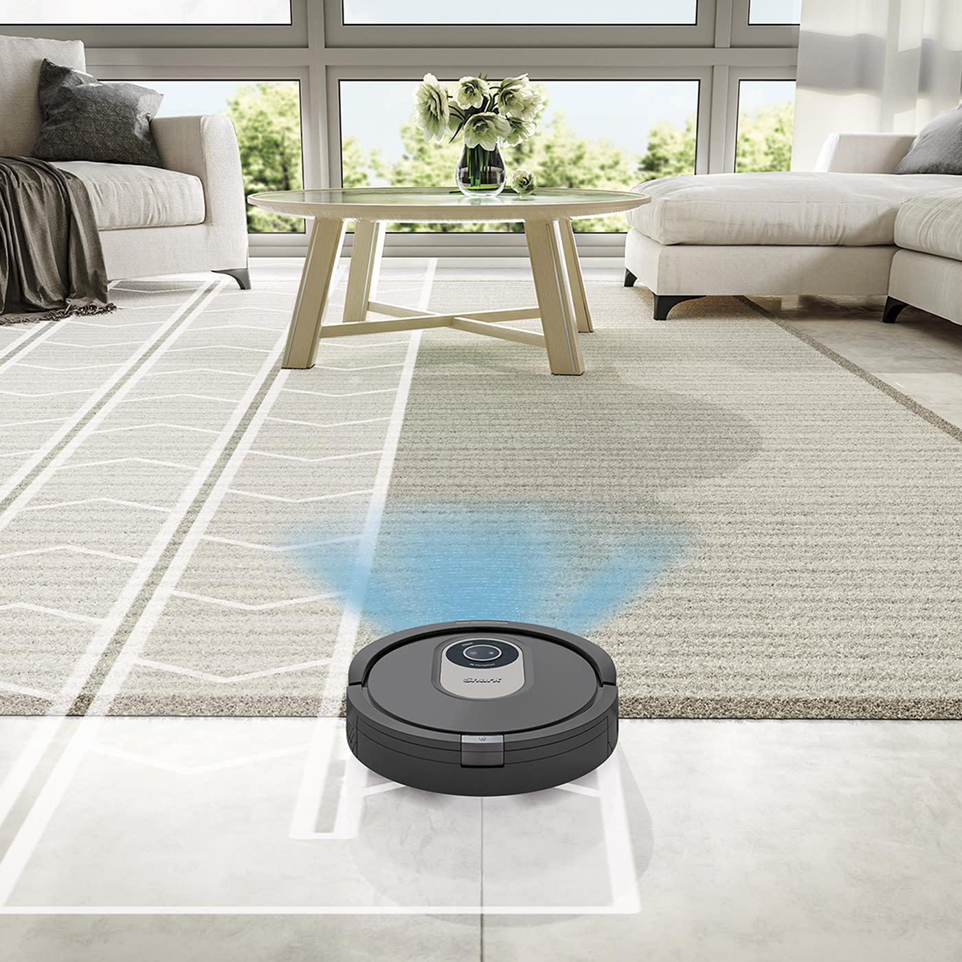 Technologie Vision Laser AI