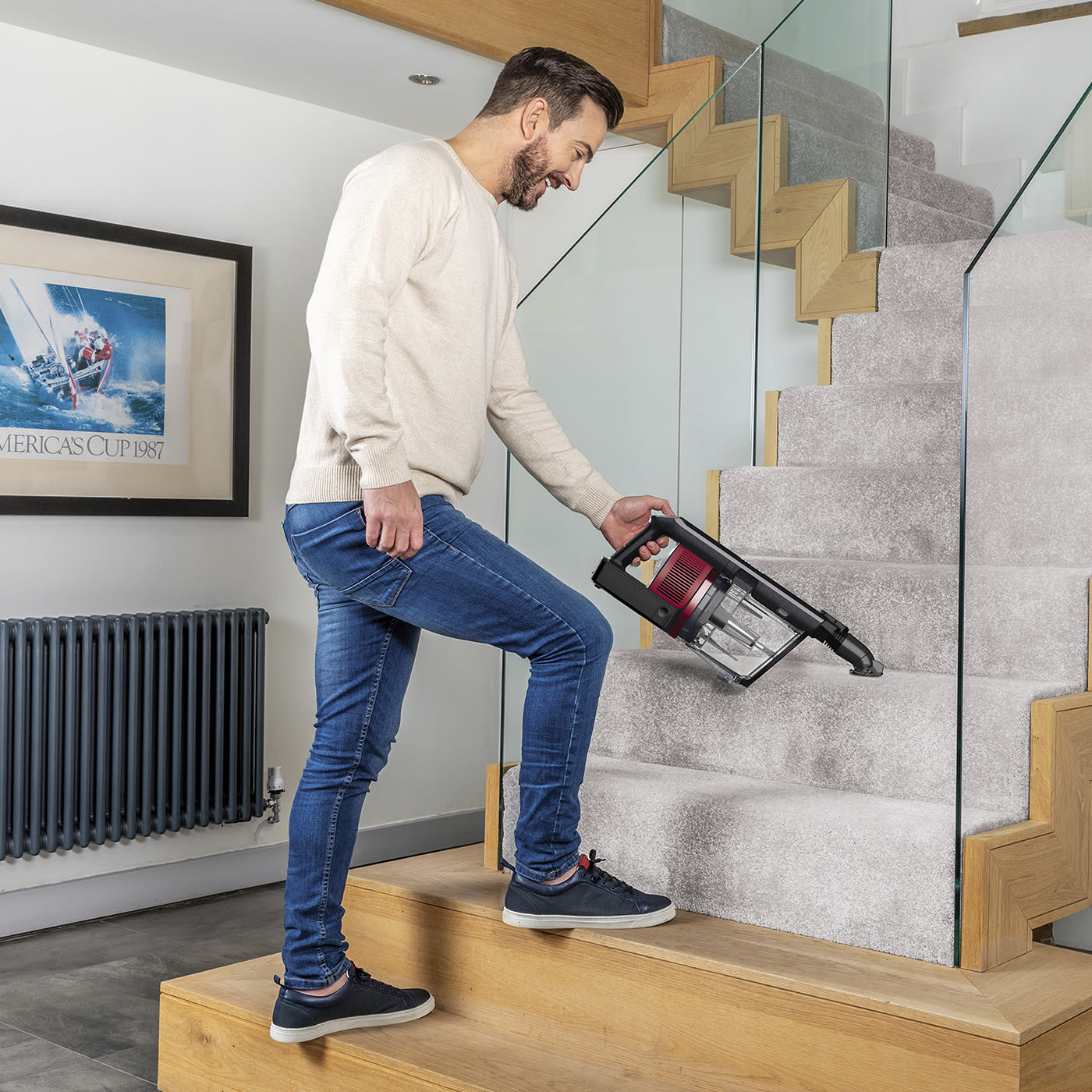 Effortless Whole-Home Cleaning