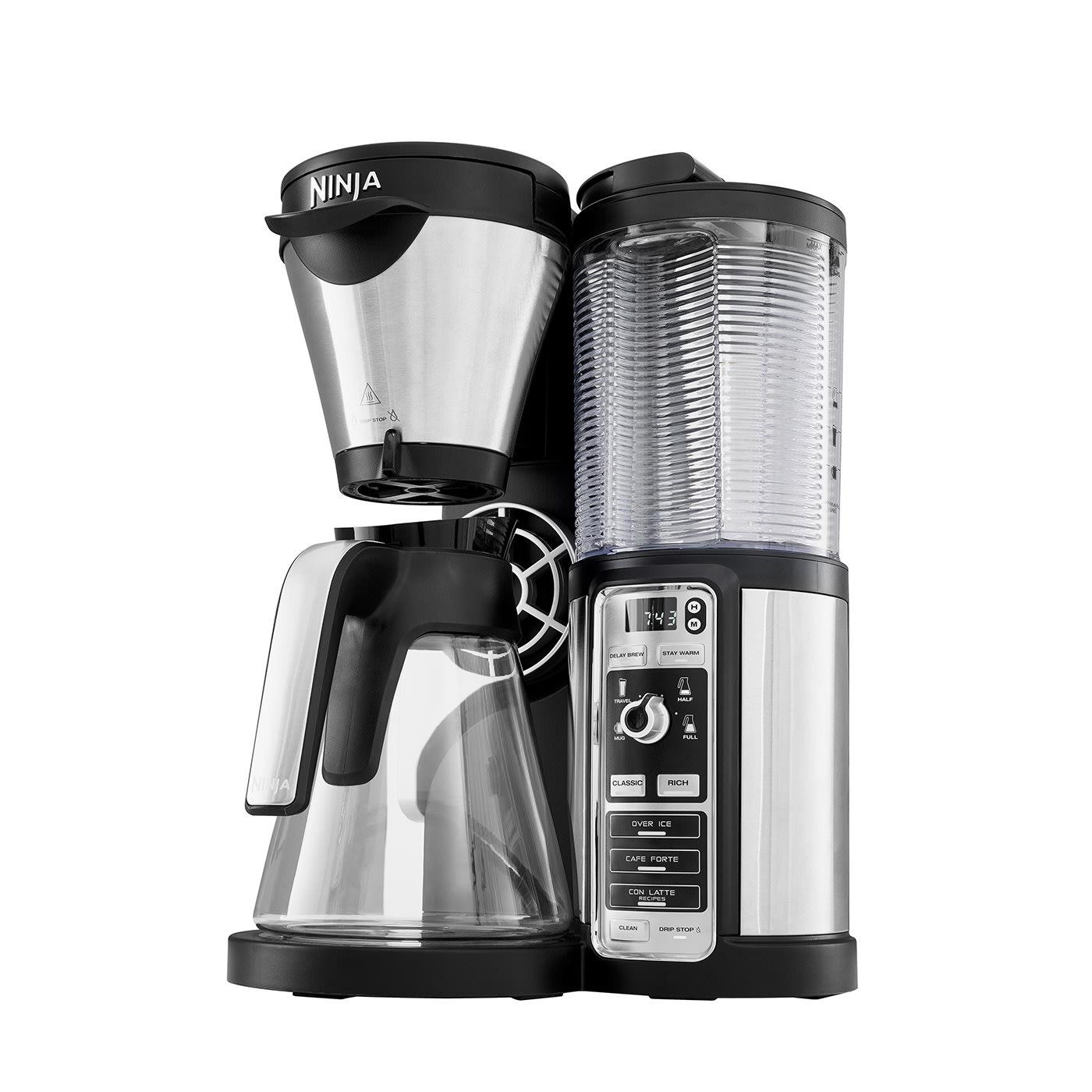 Ninja Coffee Bar Auto-iQ Kaffeemaschine mit Glaskanne CF060EU Produktbild