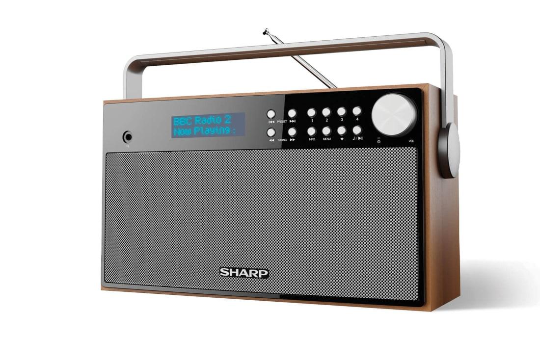 Radio - RADIO STEREO DAB BLUETOOTH® PORTATILE