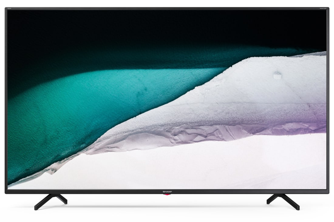 Android TV 4K UHD - ANDROID TV™ 4K ULTRA HD de 65 pol.