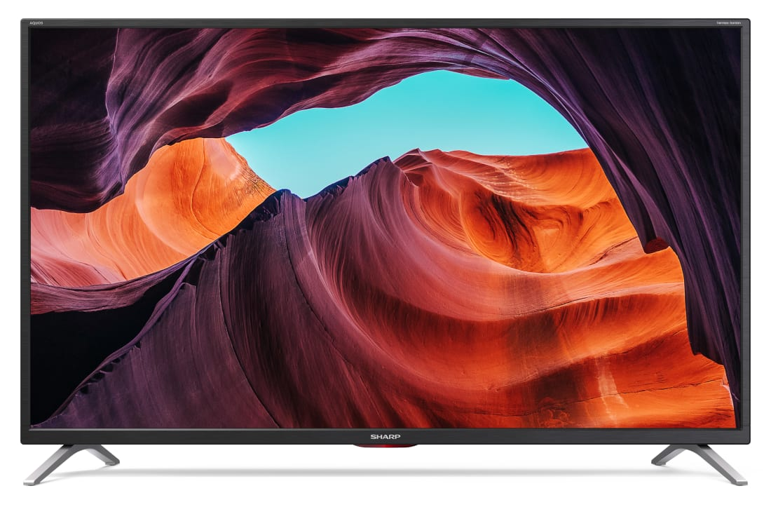 """Android TV 4K UHD - 40"""" 4K ULTRA HD ANDROID TV™"""