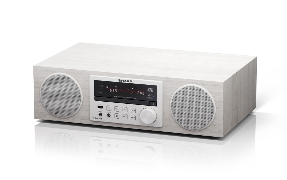 Hifi - ALL-IN-ONE HI-FI SOUND SYSTEM