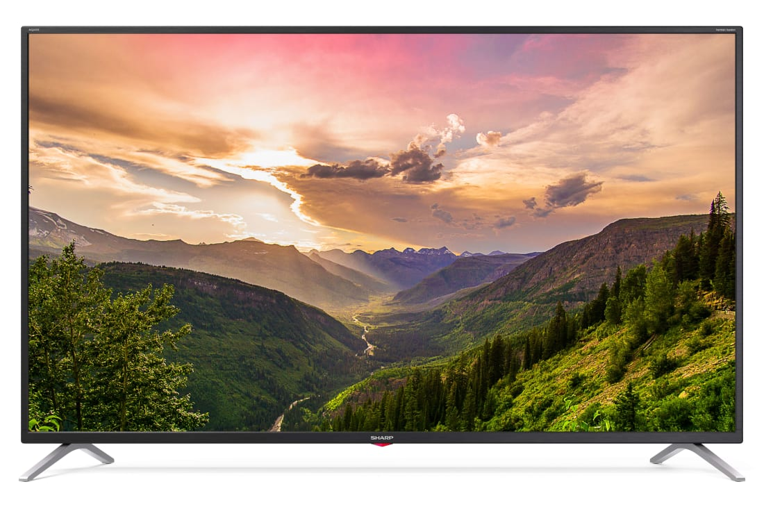 "Android TV 4K UHD - 55"" 4K ULTRA HD ANDROID TV™"