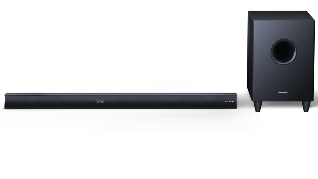 Soundbar - 3.1 HOME THEATRE SYSTEM WITH WIRELESS SUBWOOFER