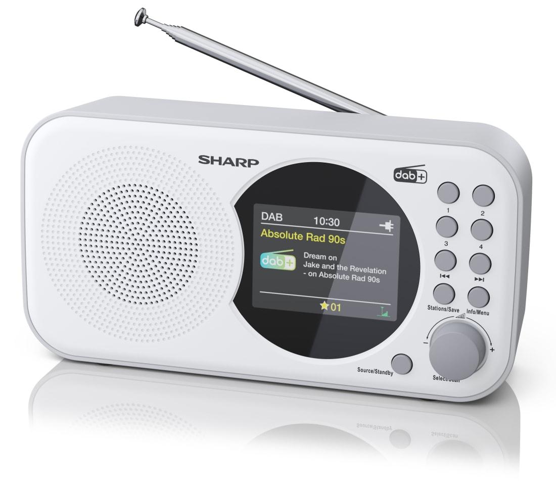 Radio - PORTABLE DIGITAL RADIO