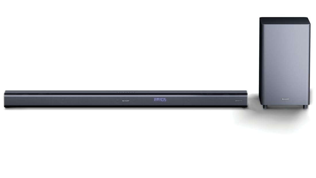 Soundbar - 5.1.2CH SOUNDBAR WITH WIRELESS SUBWOOFER AND DOLBY ATMOS®