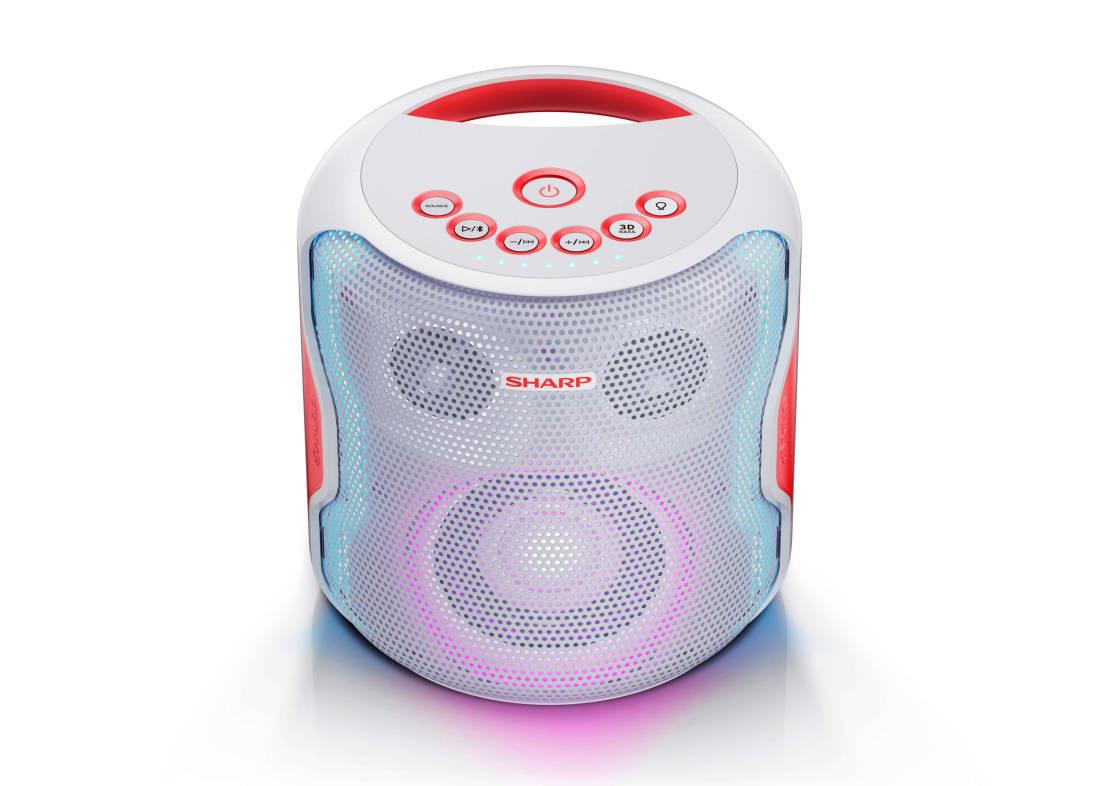 Speaker - PARTY SPEAKER SYSTEM