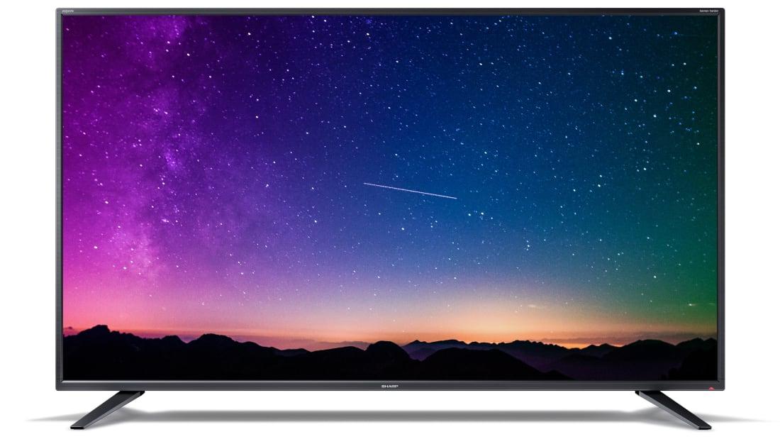 """Smart TV 4K UHD - 55"""" 4K ULTRA HD"""