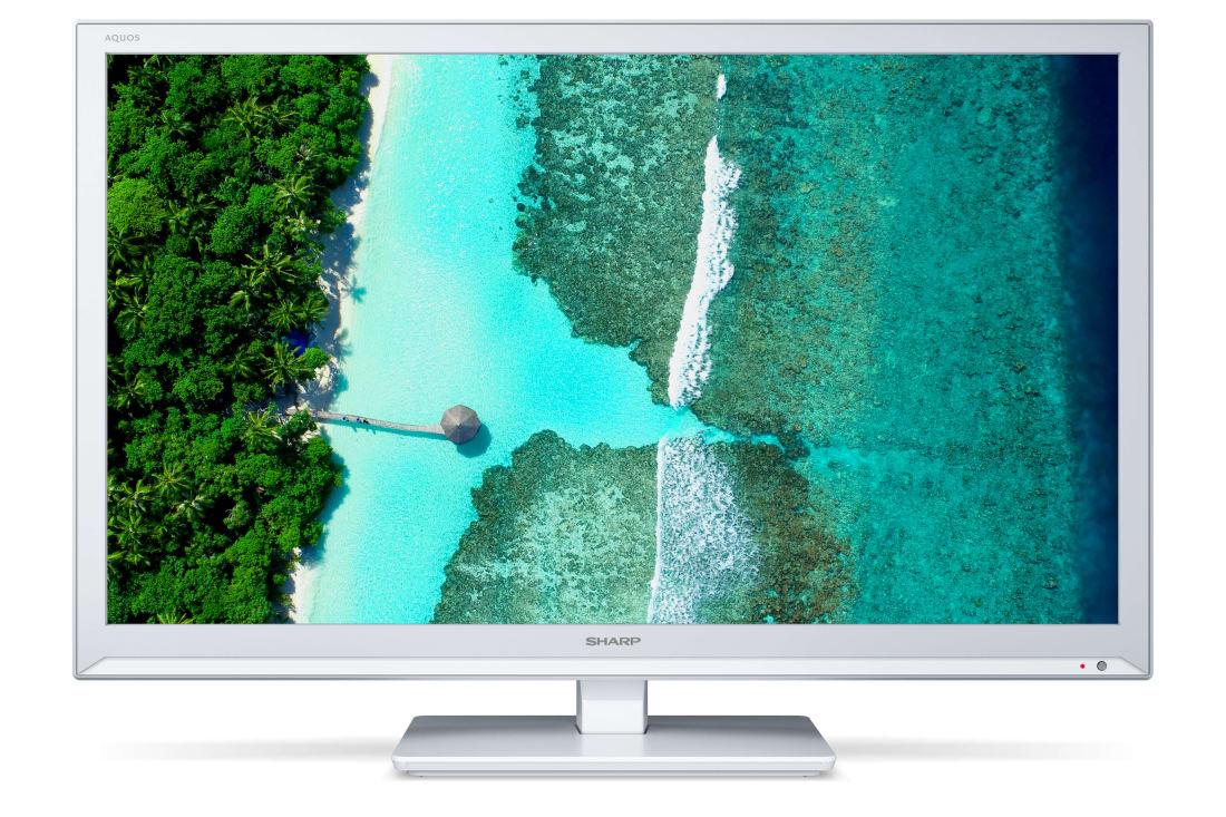 """Smart TV HD/Full HD - 24"""" HD READY SMART / DVD"""