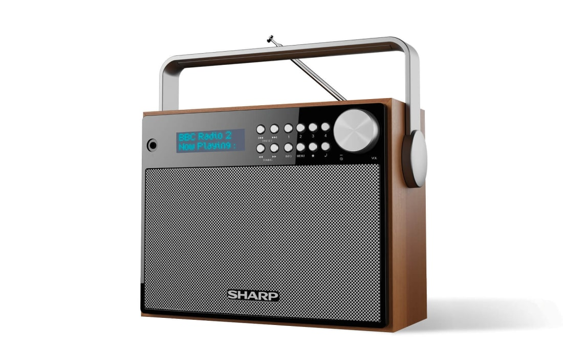 Radio - PORTABLE DAB RADIO