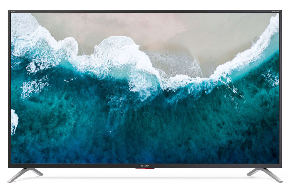 """Android TV 4K UHD - 55"""" 4K ULTRA HD ANDROID TV™"""