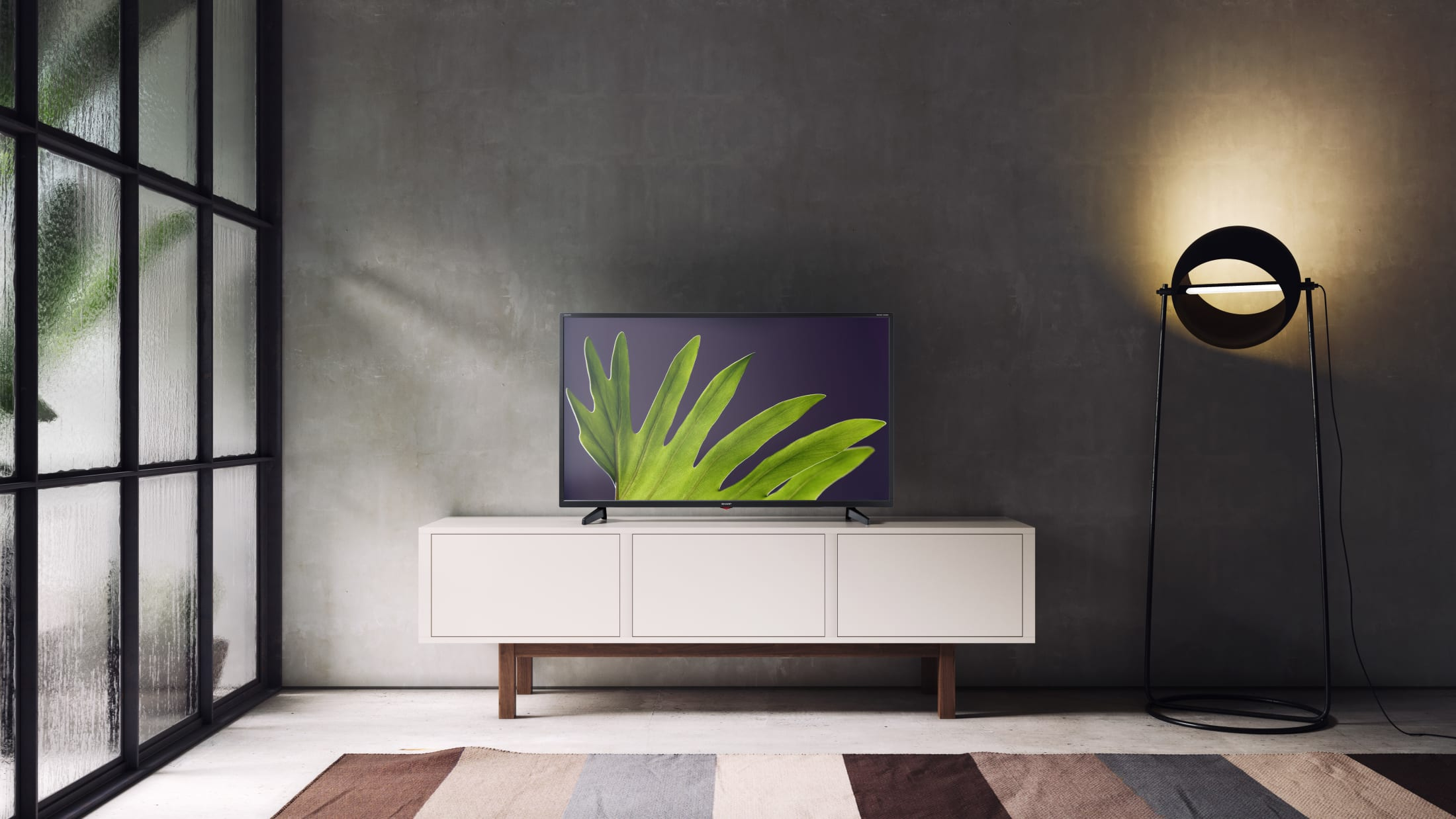 The 32CB3E is a HD Ready LED TV with exceptional picture quality.
