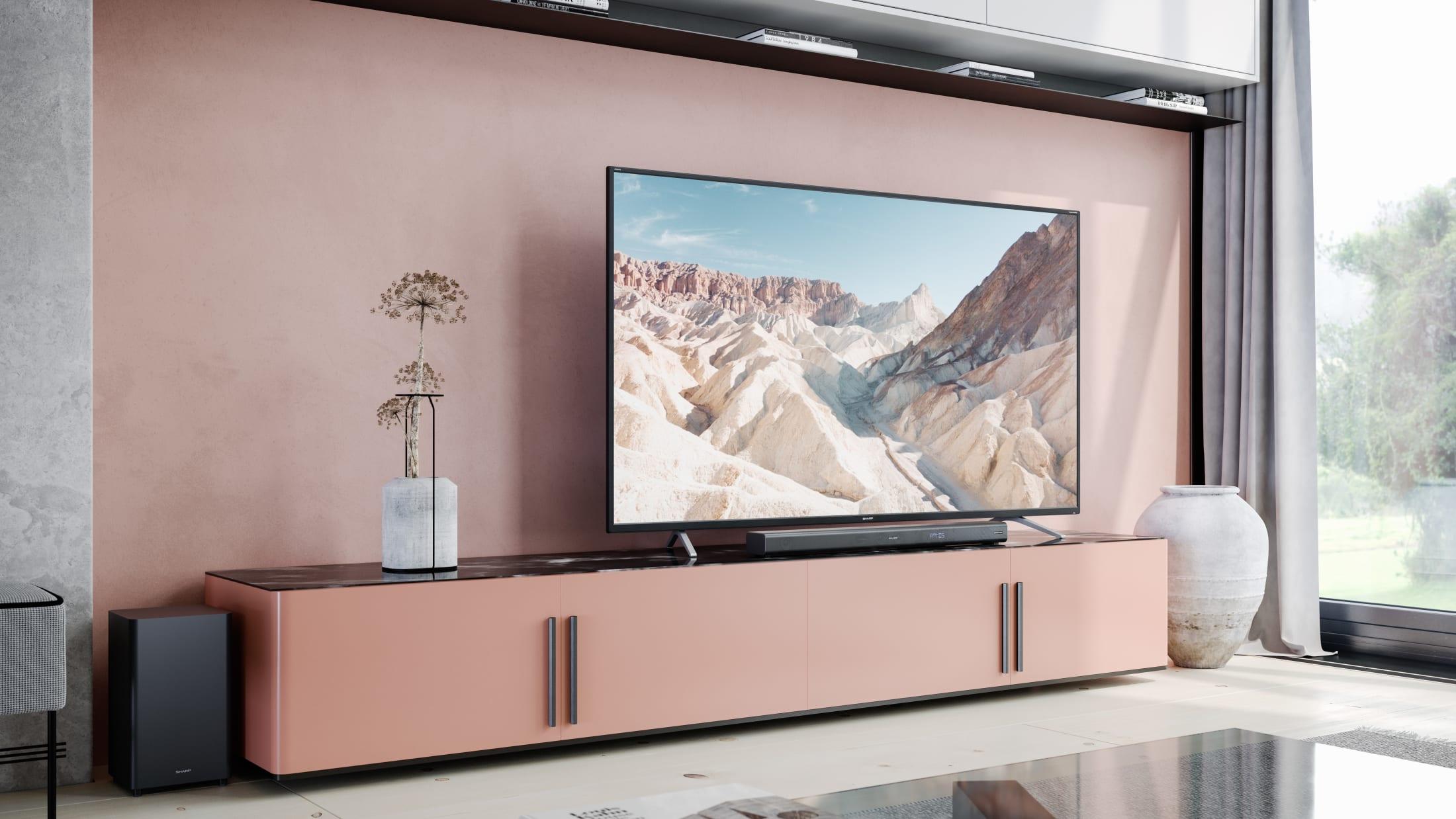 La 65BL2EA es una Android TV™ LED 4K de ultraalta definición con una funcionalidad multimedia excepcional.