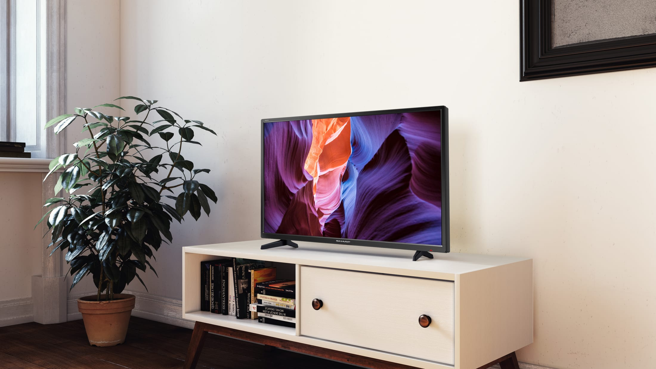 The 32CB2E is a HD Ready LED TV with exceptional picture quality.