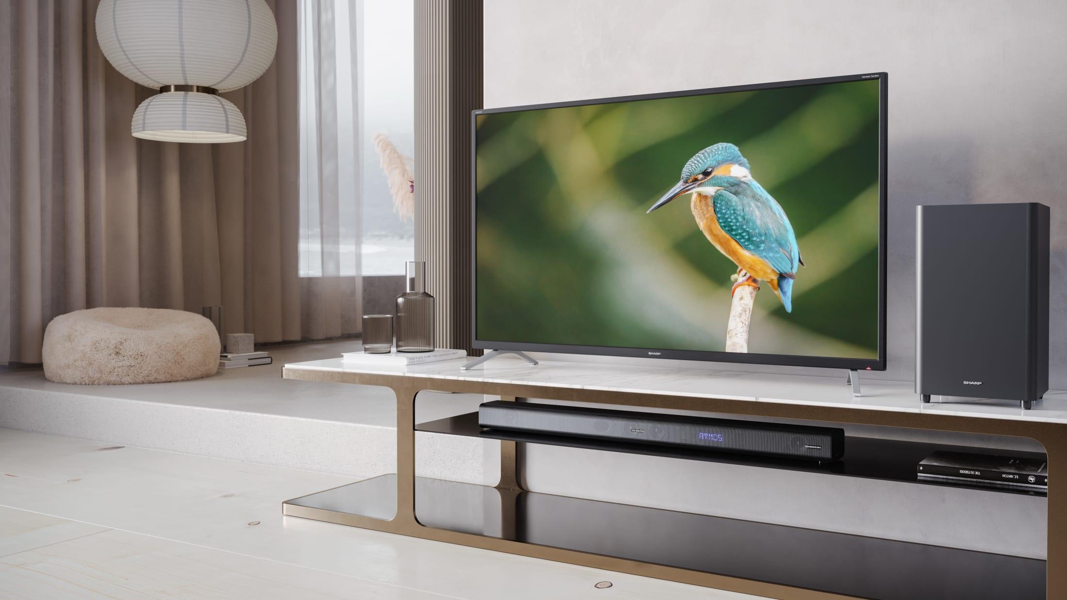 32BI2EA je HD Ready LED TV Android z izjemno multimedijsko funkcionalnostjo.