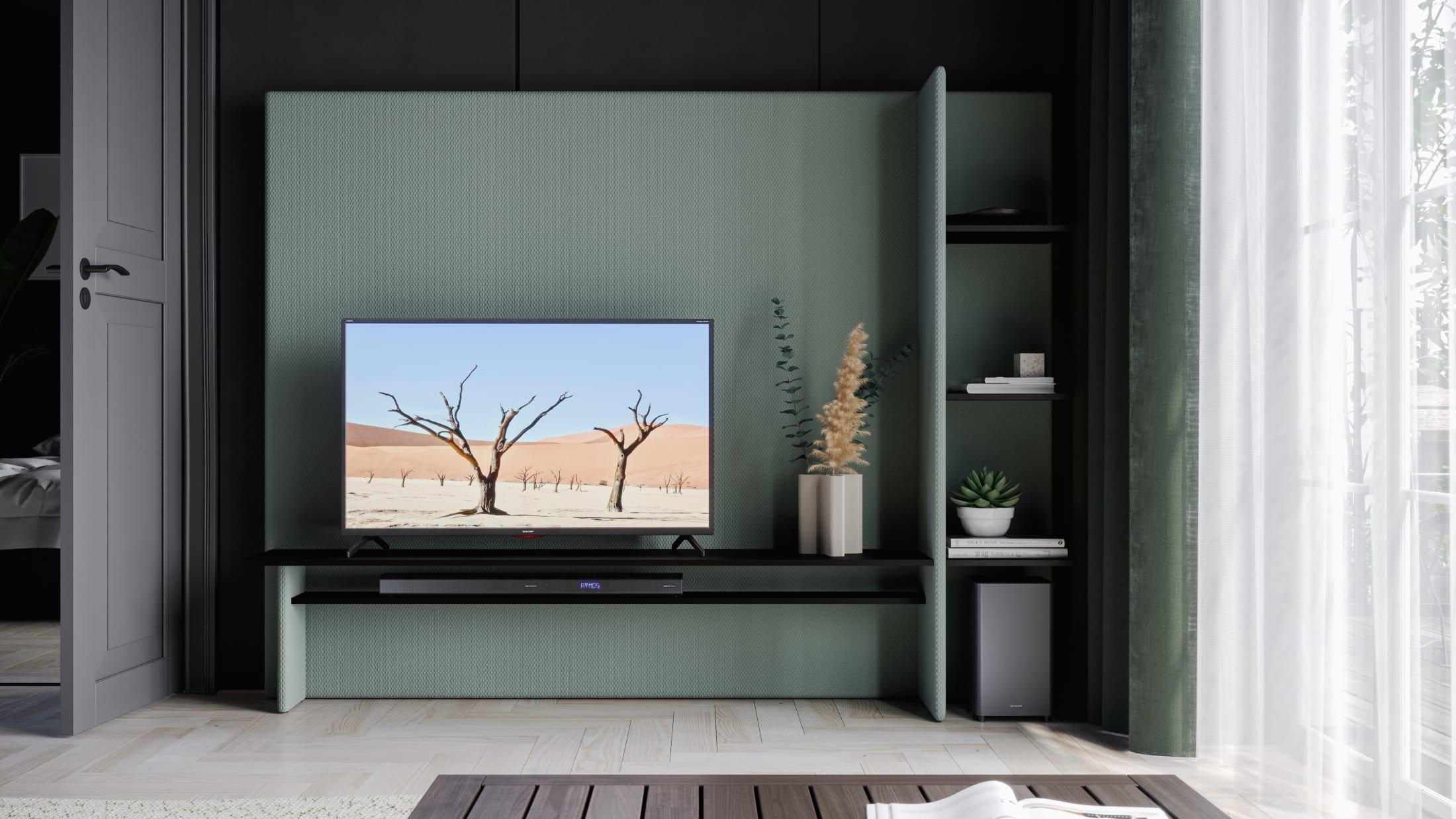 sharp+tv