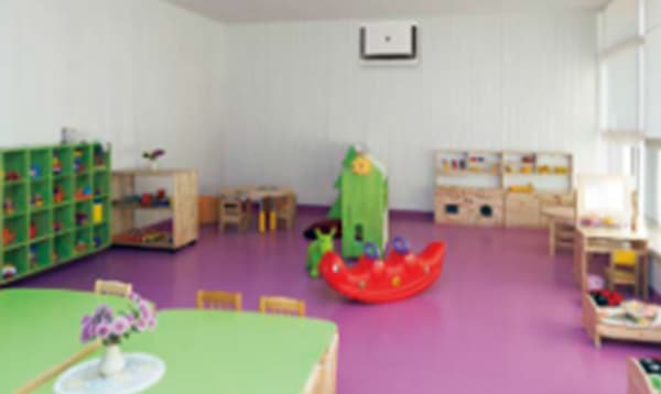 Kindergärten und Krippen