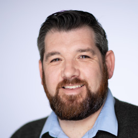 Ian Hudson - profile photo