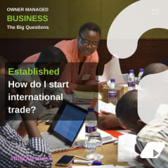 How do I start international trade? - news article image