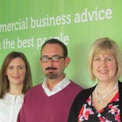 Development Programme leads to three new directorships at Shaw Gibbs - news article image