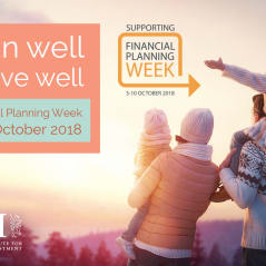 Shaw Gibbs Support Financial Planning Week 3-10 October 2018 - news article image