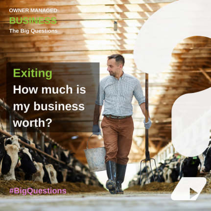 How much is my business worth? - news article image