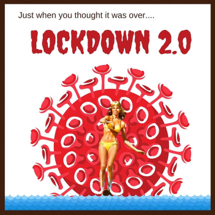 Lockdown 2: Just when you thought it was safe to go back in the Water (Eaton Park & Ride) - news article image