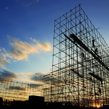 Research & Development and the construction sector - news article image