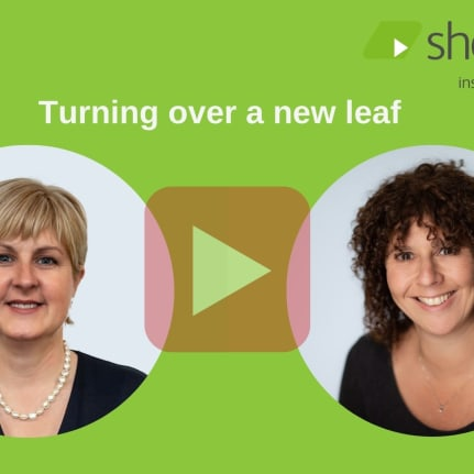 Turning over a new leaf  - suite of videos - news article image