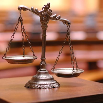 The jury is still out on the future of the legal industry - news article image