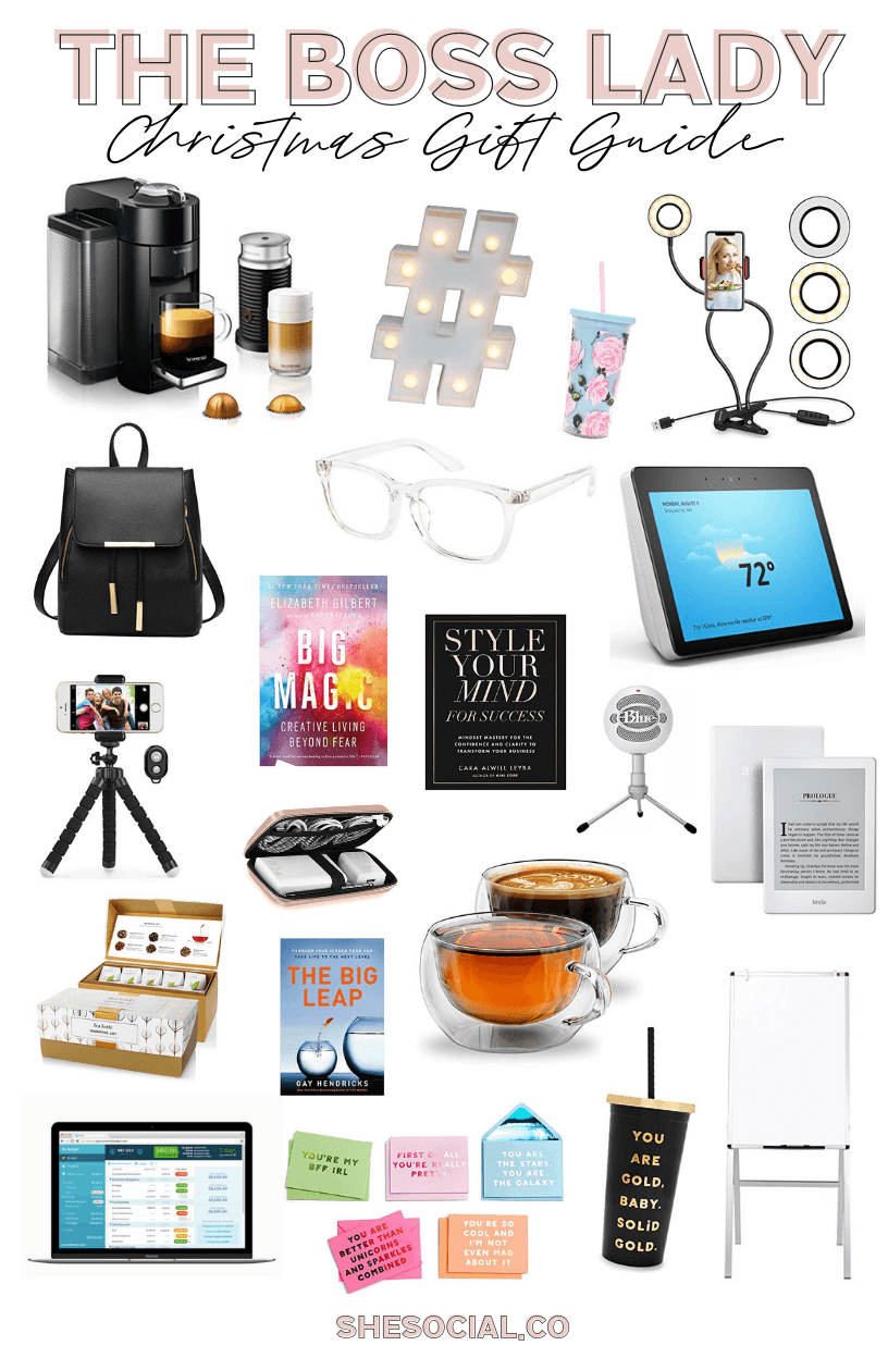 Boss Babe Gift Guide