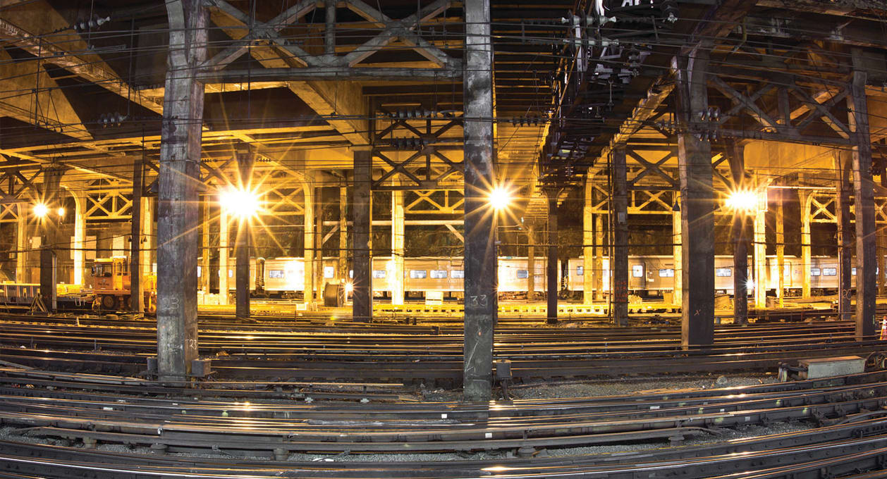 Firm Advises on Moynihan Train Hall Redevelopment Project Financing