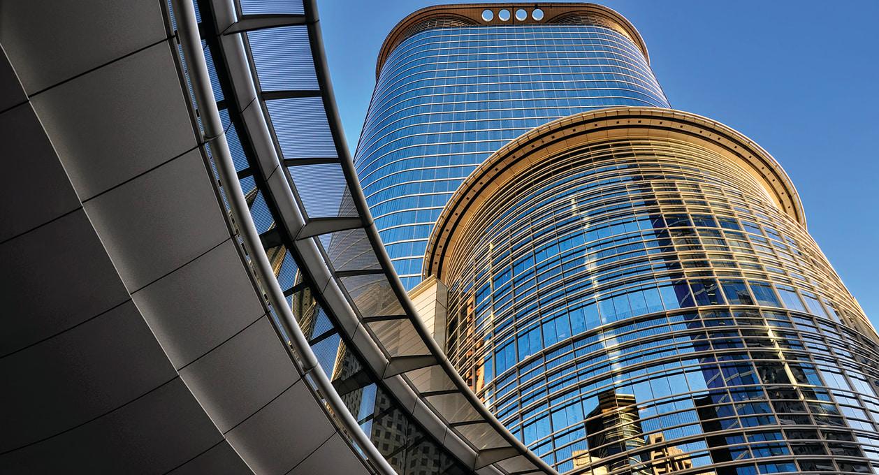 Houston, Texas skyscrapers