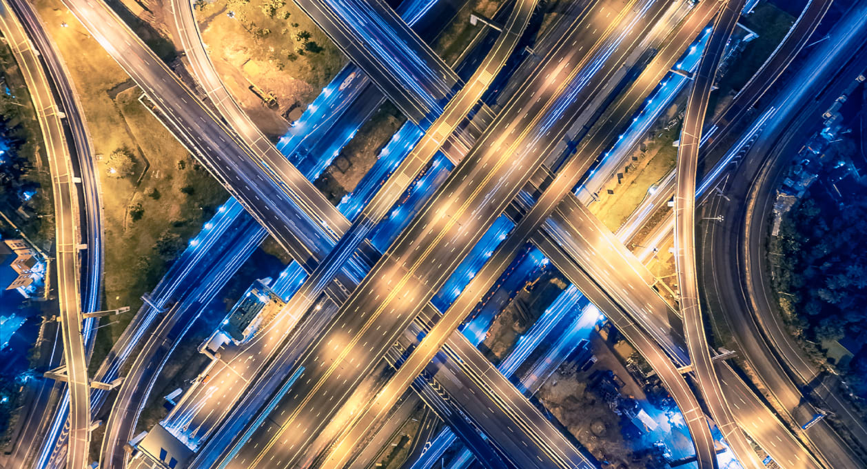 Highways at night, 2019 Antitrust Annual Review