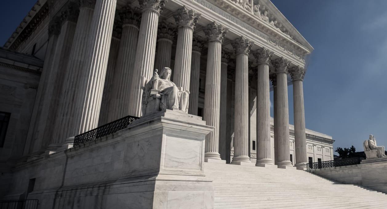 Tax Bill, Supreme Court of the US, Washington DC