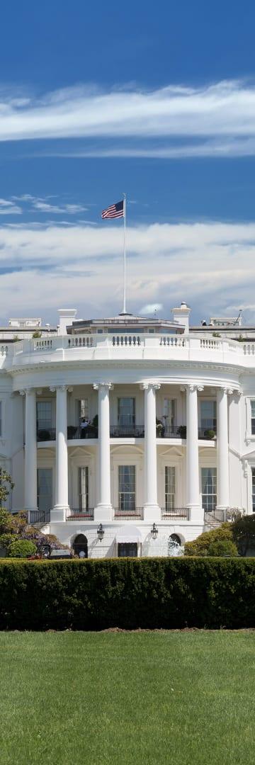 Whitehouse. Election 2020.